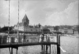 Embarcadère et port
