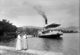 Bateau et embarcadère
