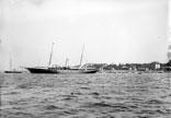 Le Bassin et les Yachts
