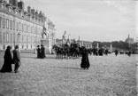 Le Palais et la rampe d'accès