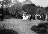 Mariage de René Ancely. Cortège
