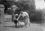 Mme Lafon, Marcelet, l'agneau Coquette