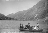 Lac de Gaube en Canot