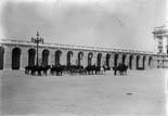 La Parade et la relève de la garde au Palais Royal
