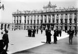 Palais Royal. Façade principale