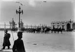 Palais Royal. Artillerie à la Parade