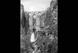 Le Pont et le torrent