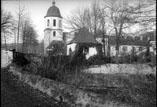 Vue de l'ancien couvent