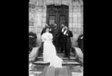 Mariage Blandin Rousse Mariés et leurs parents