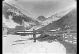 René Ancely en ski