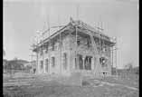 Maison Lafon en construction