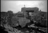 Ruines du Temple de Mercure au sommet du Puy de Dôme