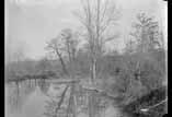 Pont du Louët et rivière