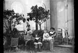 Famille René Ancely à St Michel