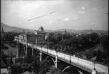 Pont du Kornhaus, thêatre vu du Sanatorium