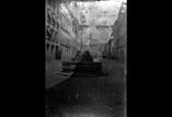 Kramgasse, Fontaine de l'ours, tour de l'horloge