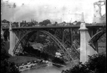 Pont du Kornhaus et l'Aar