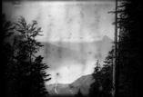 Vue du lac de Thoune et du Niejen
