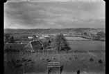 Vue sur le quartier Lacraben et le bois de Berdalle