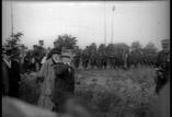 Grandes man?uvres. Le Président Poincaré inspecte les troupes (septembre)