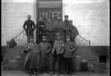 Groupe de la Popote des services de la 19e D.I. (mars)