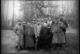 Groupe de la popote des services du 9.5., de la 19e D.I. (avril)